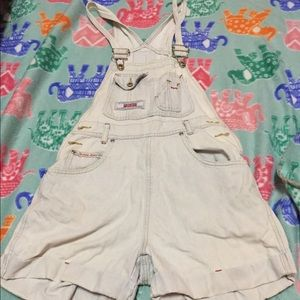 Overalls woman 👩 light wash